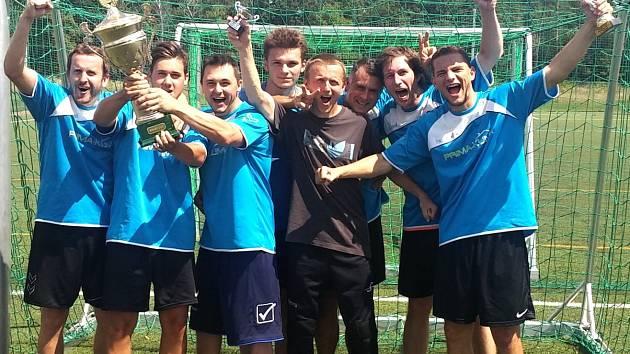 Vítězem 29. ročníku Sharp Cupu se stal tým z elitní ligy Pamako.
