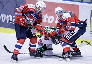 Hokejová extraliga Pardubice - Ml. Boleslav