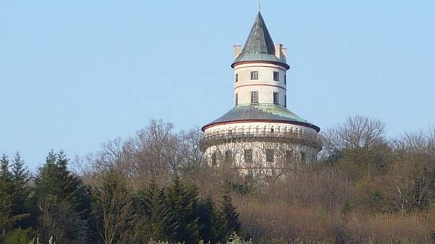 Zámek Humprecht.