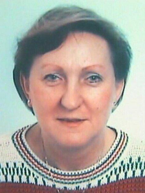 Pohřešovaná Jana Kmoníčková