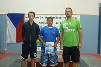 Mladí boxeři uspěli na mistrovství republiky.