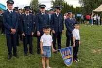 Trusnovští hasiči oslavili 110 let v roce 2007
