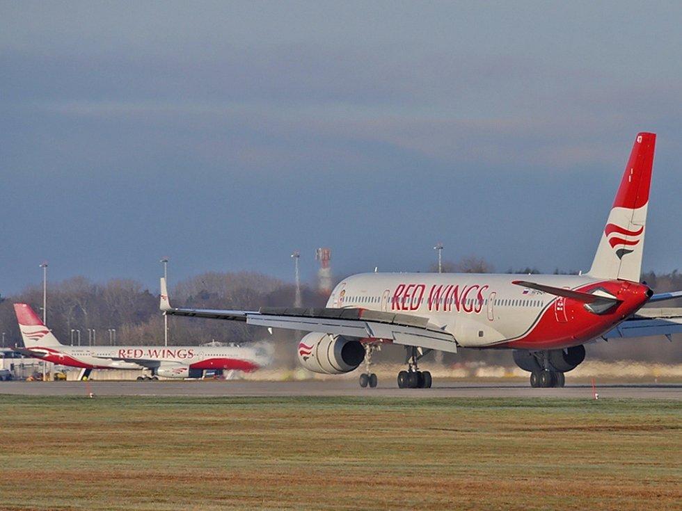 Tupolev, který 29. prosince havaroval při přistání v Moskvě naposled úspěšně přistál v Pardubicích.