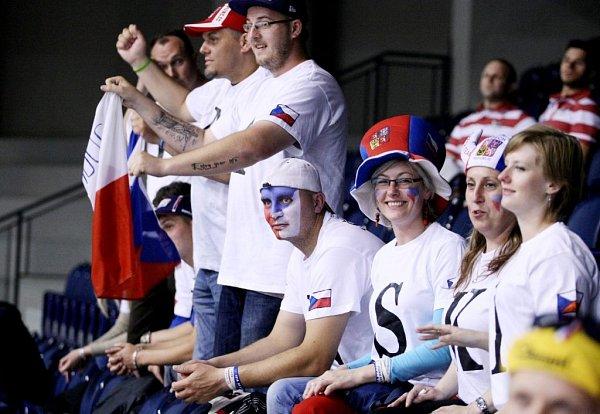 MS vin-line hokeji 2014: Česko - Kanada.