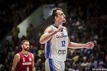 Basketbalista Ondřej Balvín.