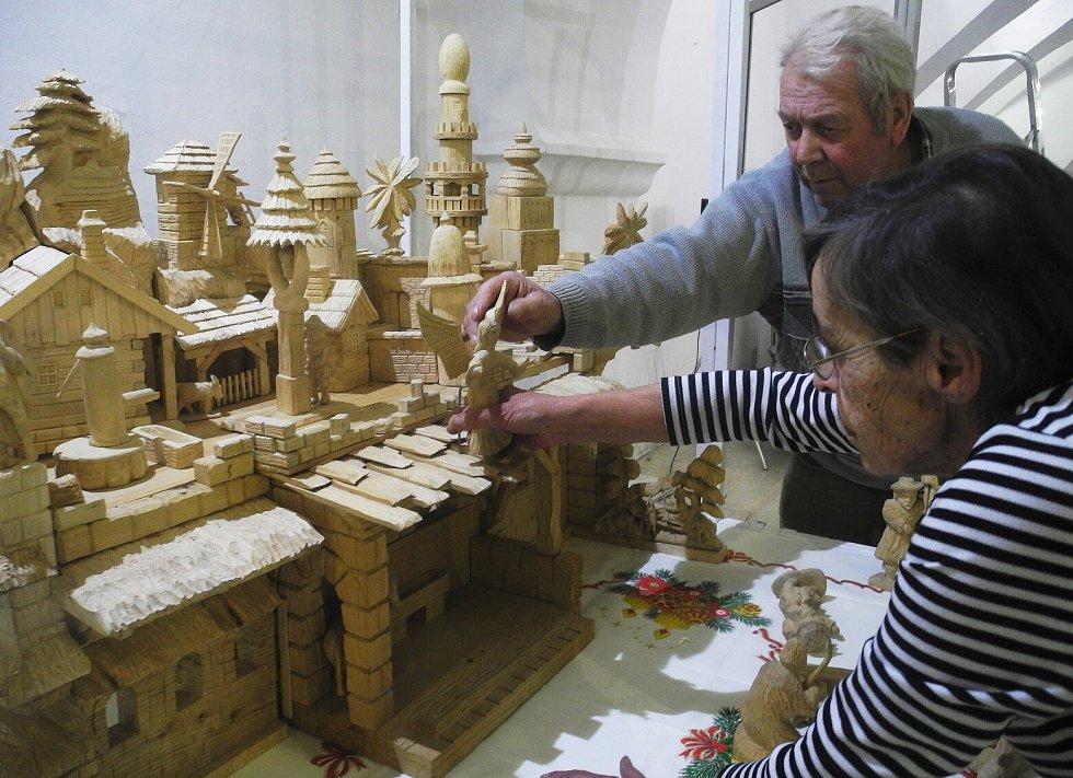 Výstava Kouzlo betlémů přiblíží i život a hledání betlémářů.