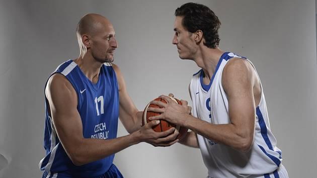 Jiří Welsch (vpravo) a Luboš Bartoň