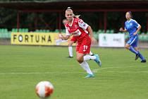 Pardubická fotbalistka Kristýna Růžičková.