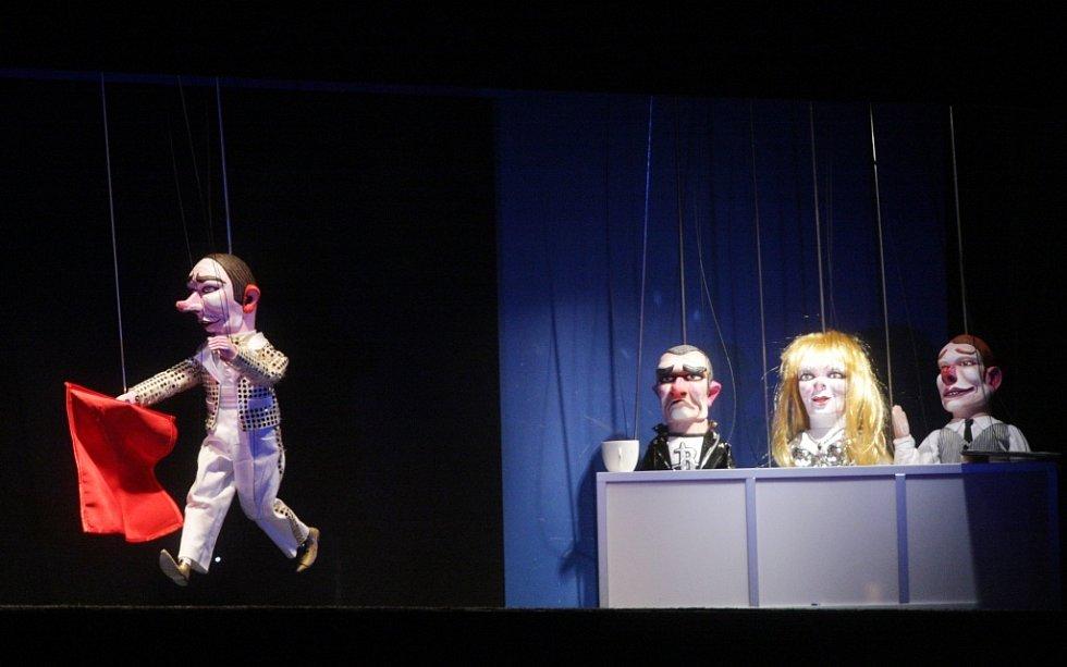 Naivní divadlo Liberec - Loutky hledají talent
