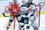 Hokejová extraliga: HC Dynamo Pardubice - HC Energie Karlovy Vary.