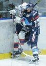 Duel Tipsport extraligy v ledním hokeji mezi HC Dynamo Pardubice a  HC Bílí Tygři Liberec.