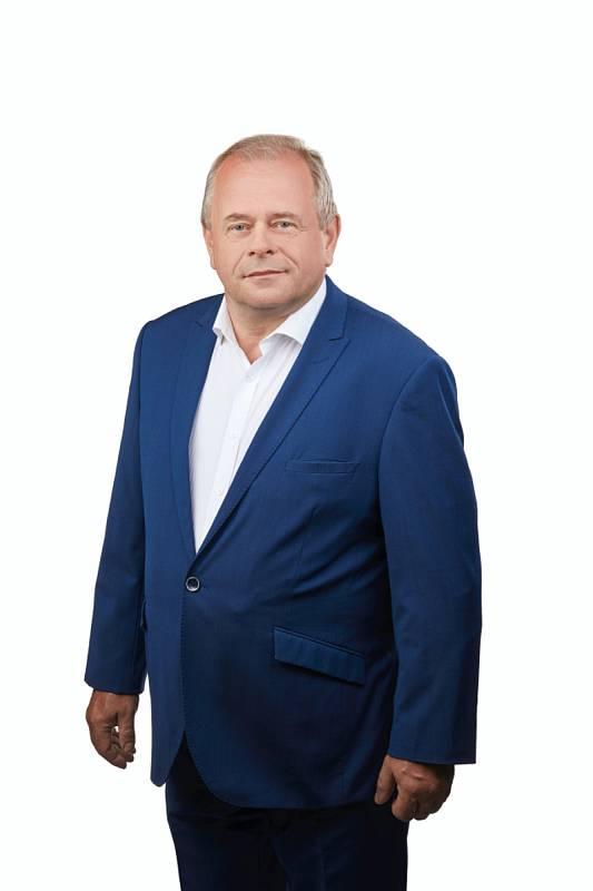 Petr Bajer, předseda strany Soukromníků, podnikatel a lídr za Pardubický kraj