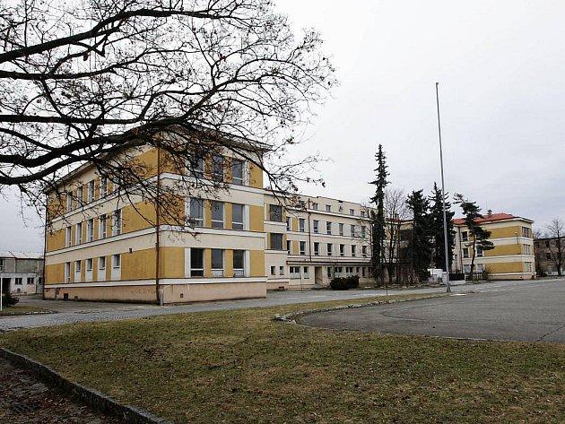 O kasárna T.G. Masaryka se Pardubice s armádou marně dohadují několik let