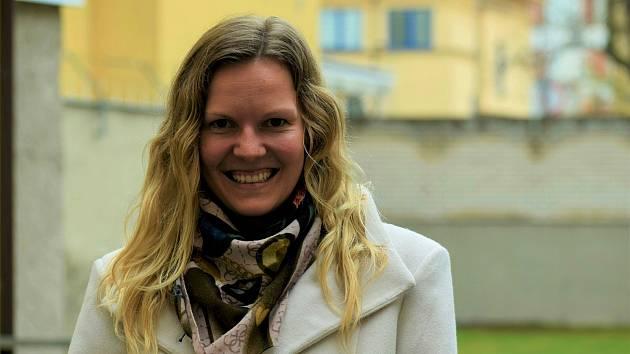 Mediátorka Iva Břízová pomáhá lidem řešit konflikty.