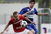 FK Pardubice - FK Ústí nad Labem 0:1