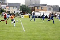 FK Slovan Pardubice - Sokol Živanice 0:4