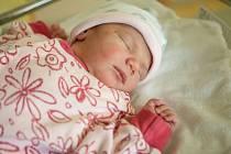 LUCIE HOLUBOVÁ se narodila 11. dubna v 5:03 hodin. Měřila 48 centimetrů a vážila 3100 gramů. Maminku Lucii u porodu podpořil tatínek Vladimír a doma v Pardubicích čeká ještě Natálka (9) a Daniel (5).