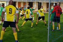 Oslava padesáti let fotbalu v Moravanech