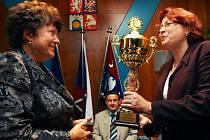 Jitka Svobodová, ředitelka Gymnázia Dašická Pardubice