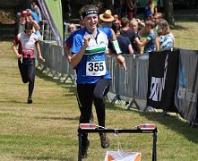 Mistrovství České republiky v orientačním běhu na krátké trati