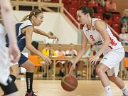 Pardubické basketbalistky