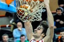 Basketbalista Ondřej Kohout má truhlařinu v krvi.