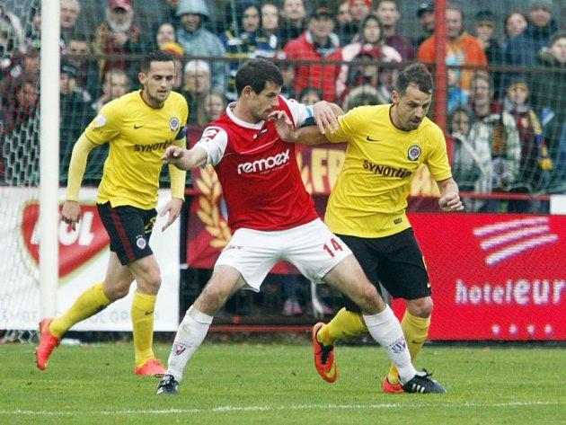 Pardubice  –  Sparta Praha 1:0