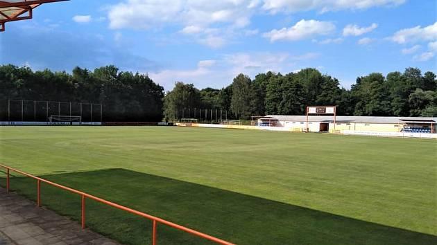 Sokol Živanice - stadion
