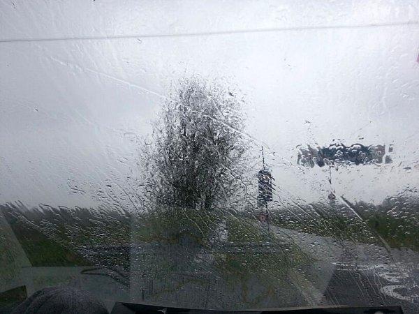 Počasí se zbláznilo…