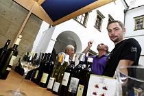Pardubický festival vína na zámku