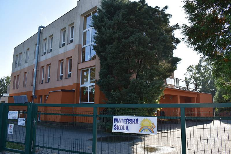 Mateřská škola v Rohovládově Bělé přijala letos 16 dětí, hlásilo se jich 46.