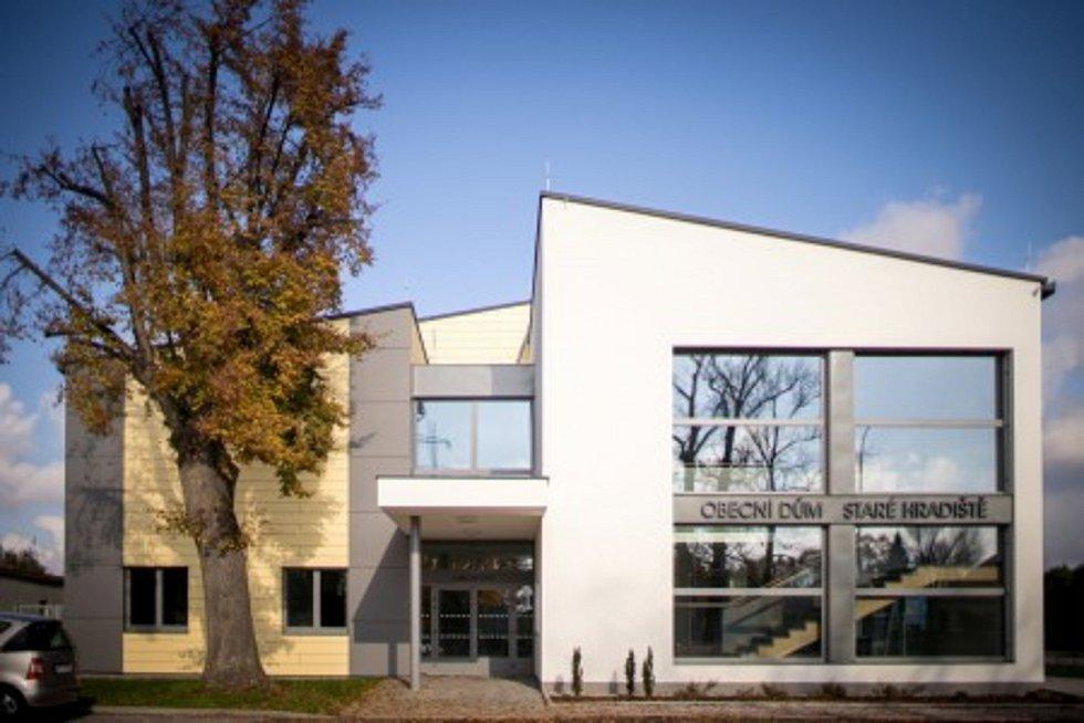 Kulturní a společenské centrum, Staré Hradiště