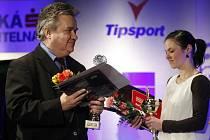 ÚSPĚŠNÝ ROK. Martina Dočkalová  v minulém roce slavila nejeden úspěch. Oprávněně  se ocitla mezi nejúspěšnějšími sportovci.