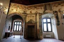 Rytířské sály pardubického zámku jsou po dobu rekonstrukce pro veřejnost uzavřeny.