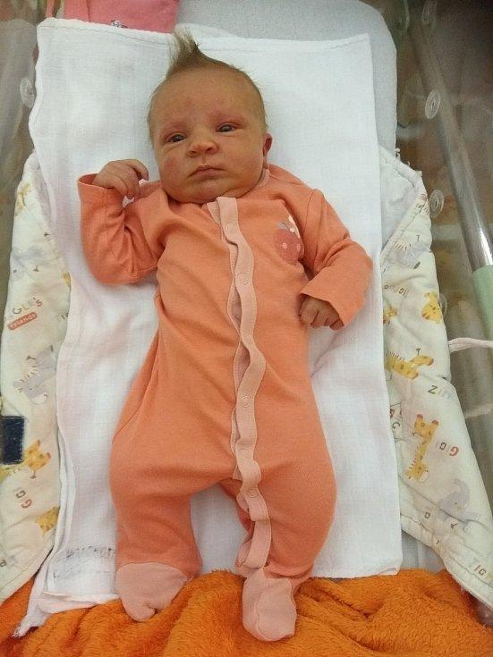 Leontýna Pochobradská se narodila 11. 1. 2021 v 10:35 hodin. Velikou radost udělala rodičům Monice a Jirkovi a také sestřičce Elišce (3 roky). Rodina je doma v Horním Holetíně.