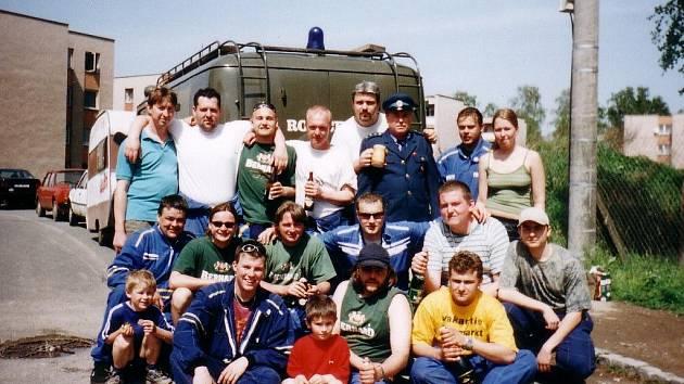 Sbor dobrovolných hasičů z Rosic nad Labem