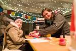 Vánoční trhy se konají každý adventní víkend v Automatických mlýnech