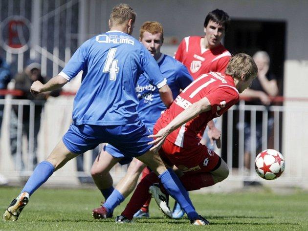 FK Pardubice - Ovčáry 1:2