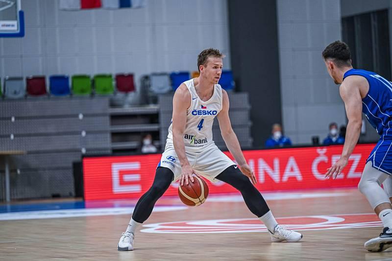 Tomáš Vyoral v reprezentačním dresu