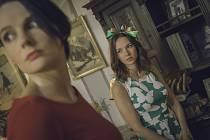 Gabriela Mikulková a Berenika Kohoutová ve snímku Nejlepší kamarádky.