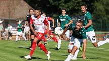 Přípravné utkání FK Jablonec - FK Pardubice