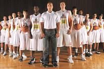 Basketbalisté BK Synthesia Pardubice