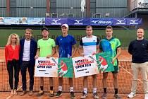 Moneta Pardubice Open 2021 - finále čtyřhry