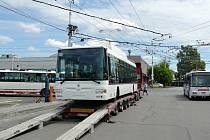 Tři nové trolejbusy Škoda 30 Tr budou plně bezbariérové, vybaveny klimatizací interiéru a systémem rekuperačního brzdění umožňujícím přeměňovat  pohybovou energii trolejbusu zpět na elektřinu.