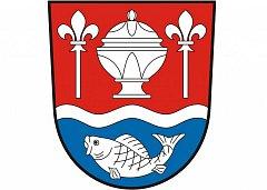 Znak obce Řečany nad Labem