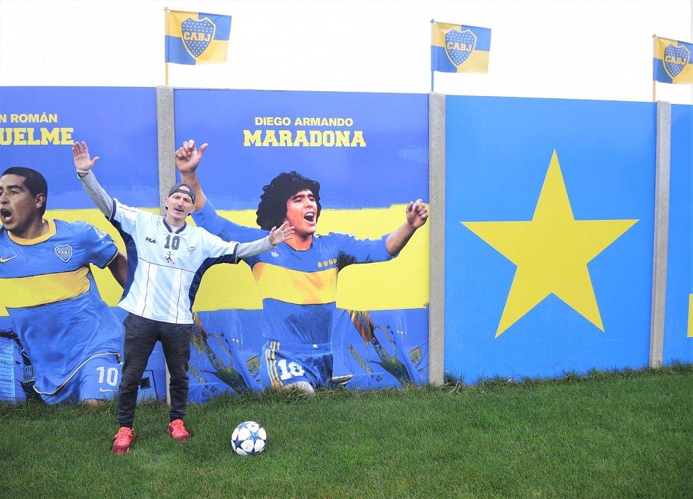 Miloslav Urbanec je obrovský milovník argentinského fotbalu a Maradony