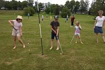 20. ročník benefičního golfového turnaje Svítání Cup.