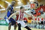 BK JIP Pardubice vs. BC Geosan Kolín, 3. čtvrtfinále.
