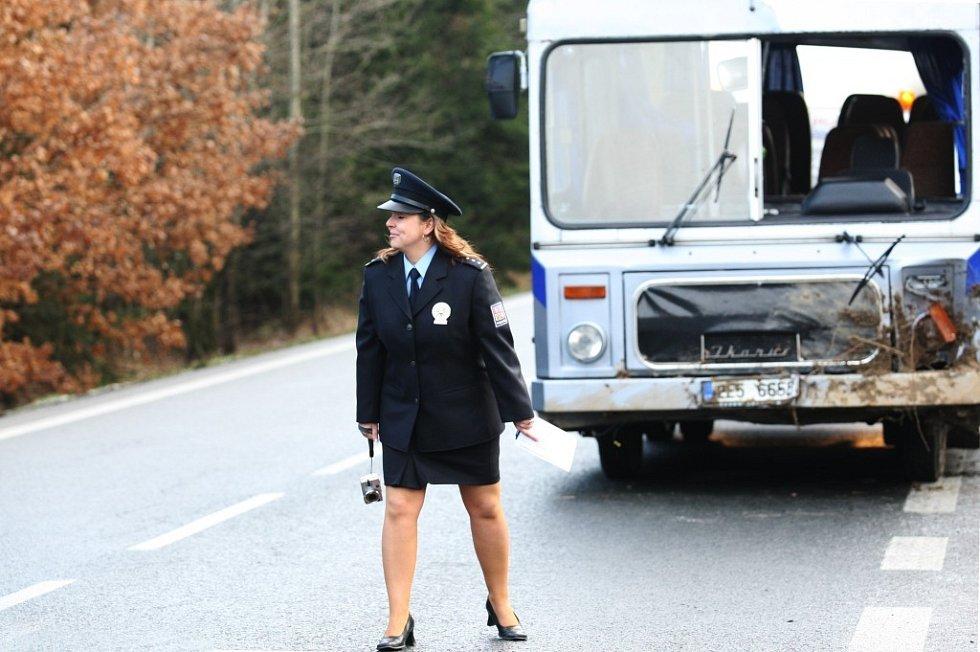 Mluvčí pardubické policie Markéta Janovská