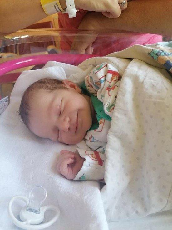 Eliška Hudcová se narodila 30. 8. 2021 v 18:29 hodin. Vážila 3110 g a měřila 49 cm. Velikou radost udělala rodičům Markétě a Tomášovi. Doma v Moravanech se na sestřičku těšili bráška Aldík a sestra Kája.